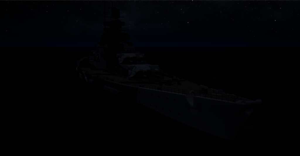 Tirpitz DarkNight NewMoon BearIsland September 9th 19420310